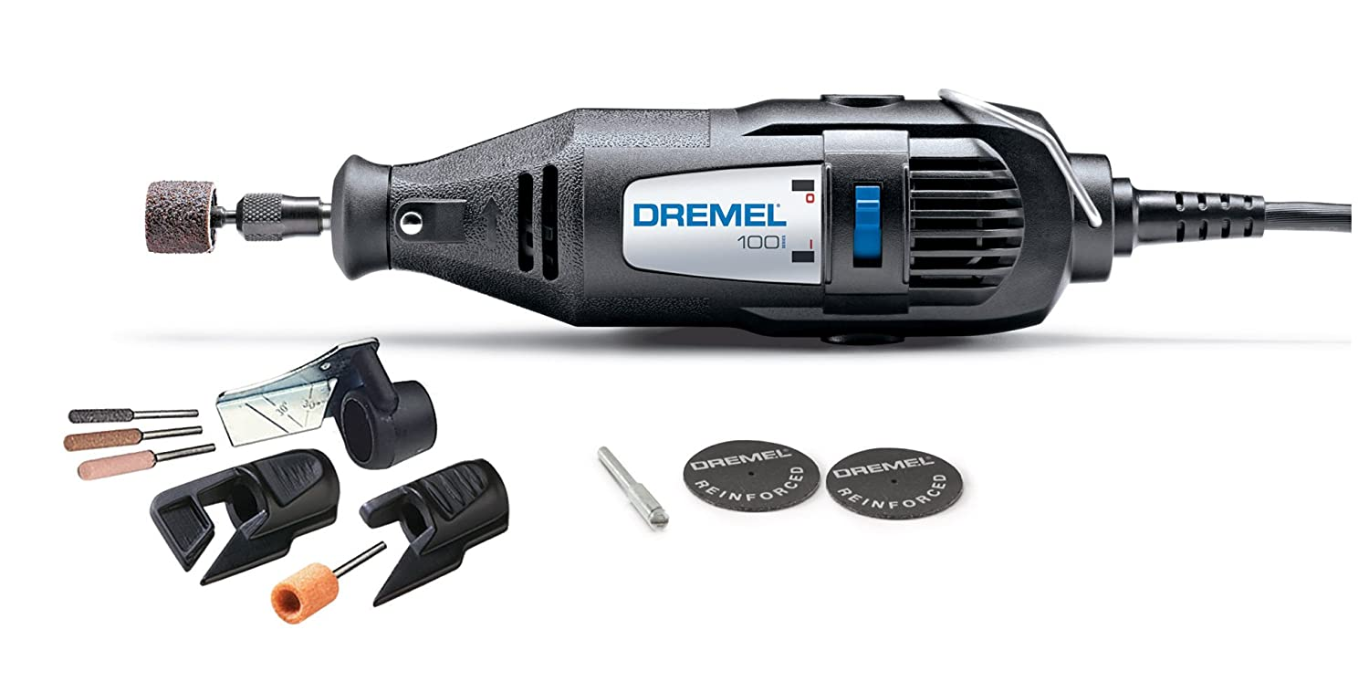 Dremel 100-LG Lawn and Garden Rotary Tool Kit