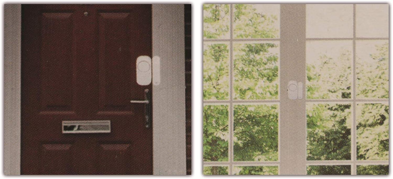 Grundig Window and Door Alarm 2PC