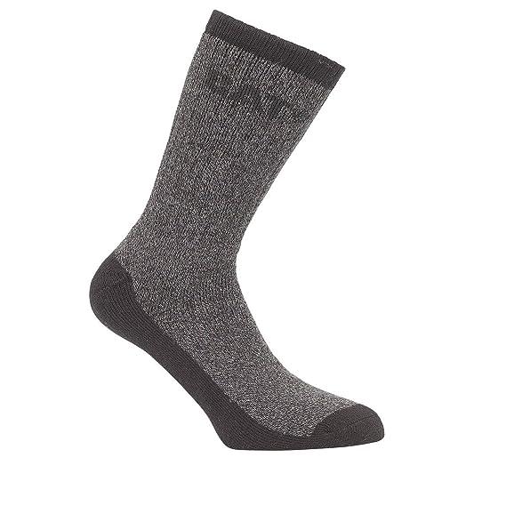 Caterpillar - Calcetines termicos para trabajar o invierno para hombre/caballero - Pack de 2 pares de calcetines: Amazon.es: Ropa y accesorios