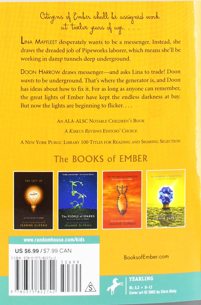 music the ember books of
