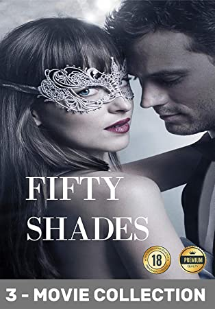 Amazon Com Fifty Shades Trilogy 3 Full Movie Collection Dvd Set Fifty Shades Of Grey Fifty Shades Darker Fifty Shades Freed Computers Accessories