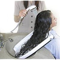 Portable Hair Washing Rinse Tray Easy Shampoo Home
