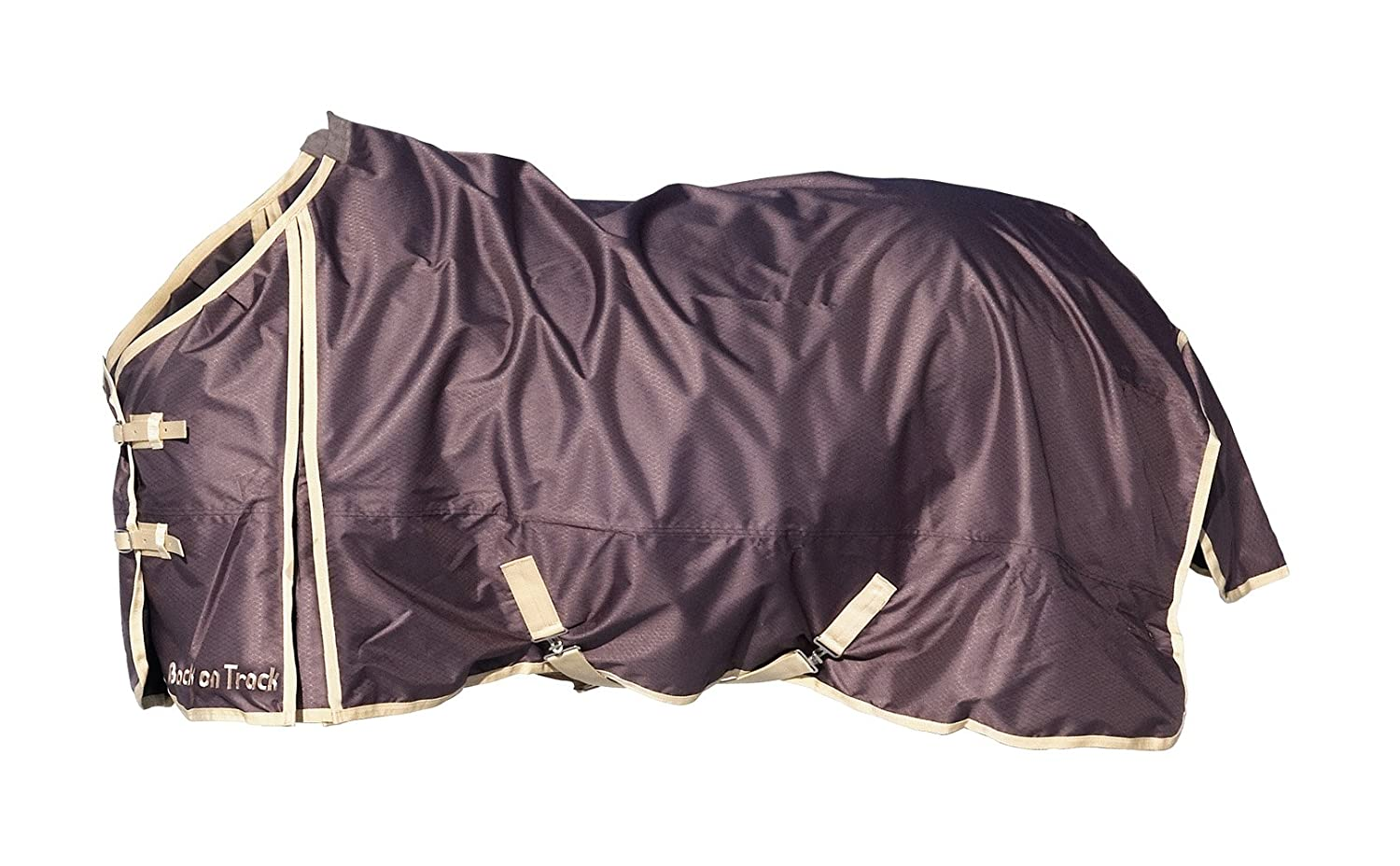 Back on Track Therapeutic Horse Rain Rug, 75-Inch