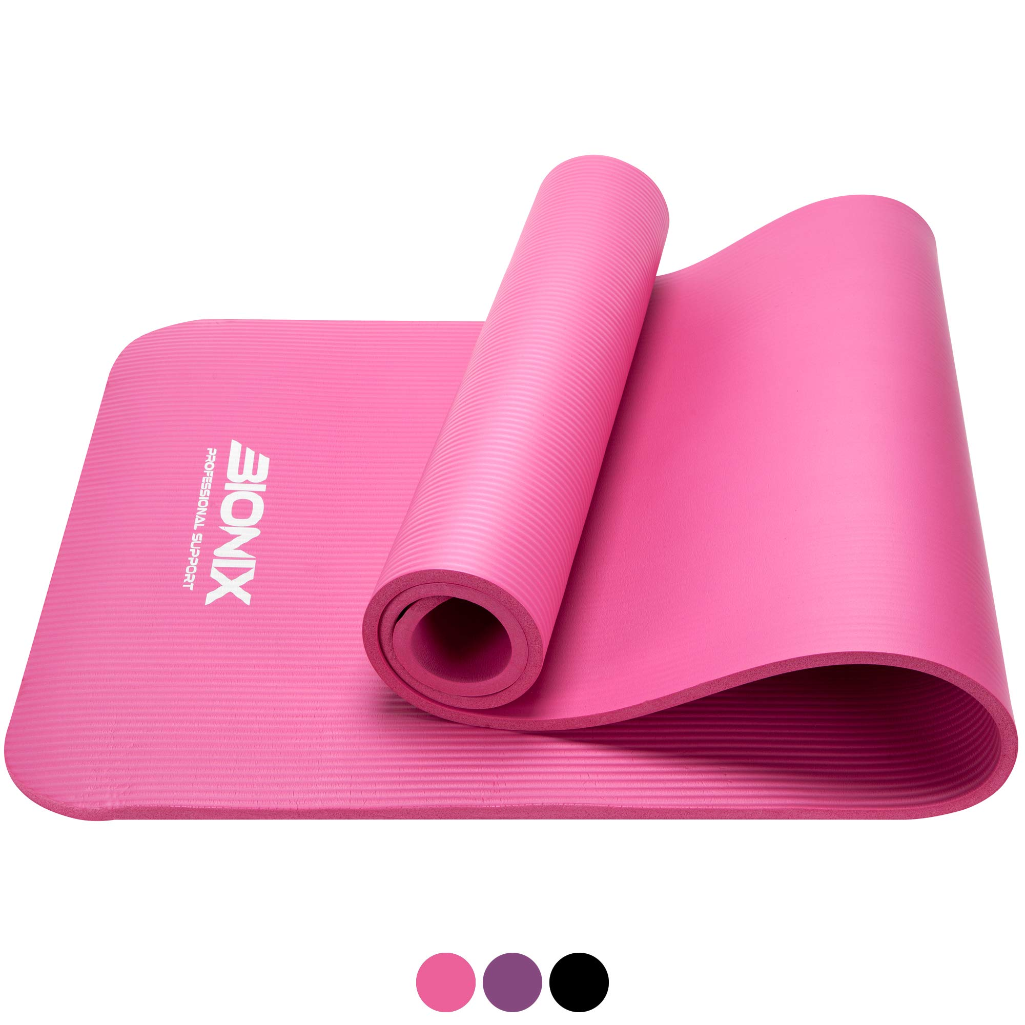 Home Workout Exercise Mat Non-Slip 1.5cm Thick Yoga Gymnastic Pilates Mats