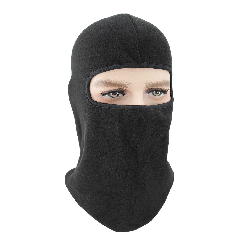 暖かいBalaclavaフェイスマスク、防風ネックウォーマーのフェイスマスク冬アウトドアスポーツ   B077P52QJK
