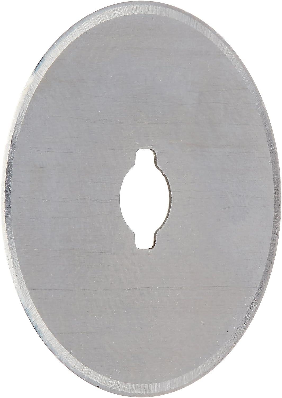 B0002TTLKE Clover 28mm Rotary Cutter Blades 5 pieces per pack 71BkOpfe0vL