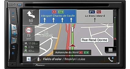 "Pioneer Navegador Multimedia AVIC-Z610BT táctil 6.2"", ..."