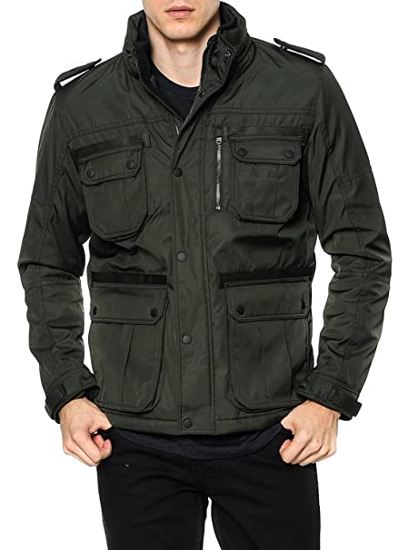 Chaqueta Jack and Jones Jcocas Verde XL Verde: Amazon.es ...