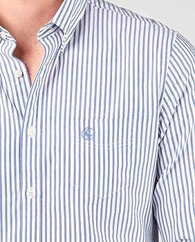 El Ganso 1 Camisa casual, Azul (Azul 0050), XX-Large para Hombre: Amazon.es: Ropa y accesorios