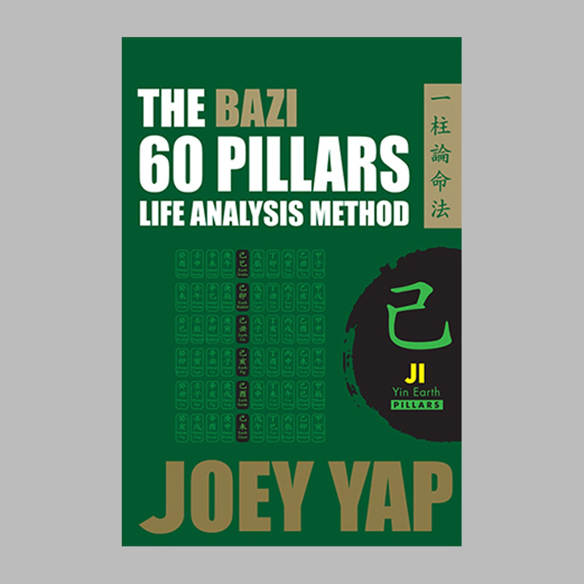 The Bazi 60 Pillars   JI Earth  English Edition