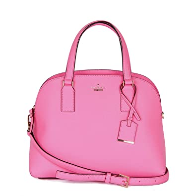 Amazon.com  kate spade Cameron Street Small Lottie Satchel Marguerite  Bloom  Shoes 7368a01a6f110