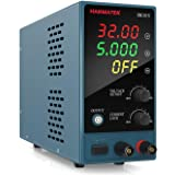 Adjustable DC Power Supply (0-30 V 0-5 A) with Output Enable/Disable Button HANMATEK HM305 Mini Variable Switching…