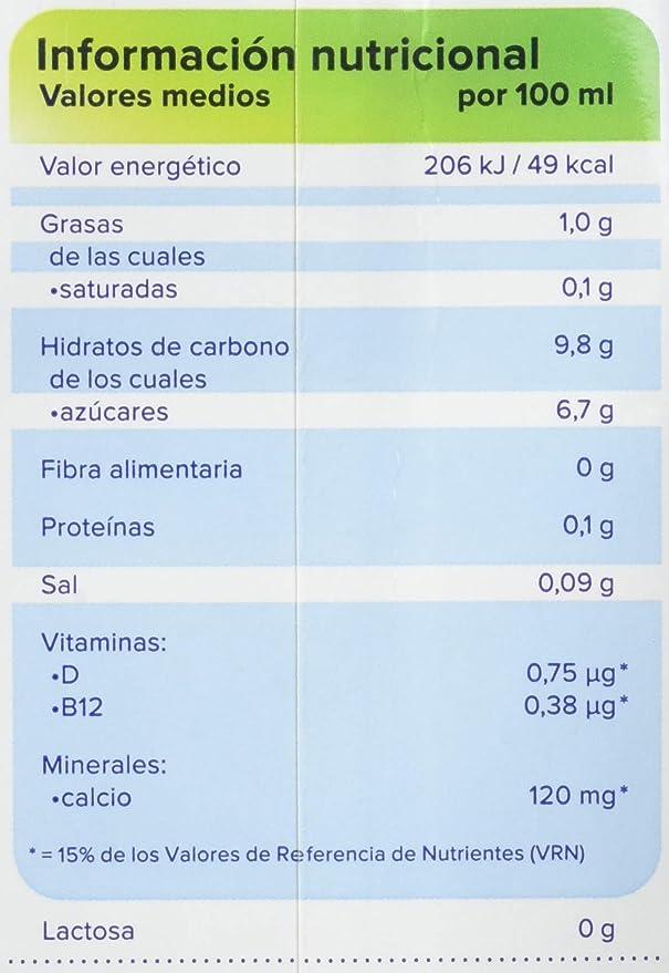 Alpro Central Lechera Asturiana Bebida de Arroz - Paquete de 6 x 1000 ml - Total: 6000 ml: Amazon.es: Amazon Pantry