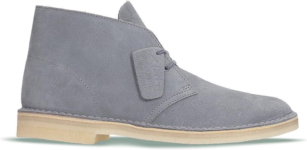 Clarks Originals Desert Boots in Blue