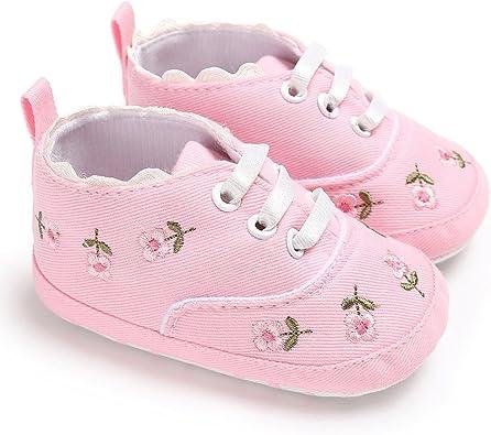 K-youth/® Zapatos Bebe ni/ña Zapatos de beb/é ni/ña ni/ño reci/én Nacido de Cuna Zapatillas Primeros Pasos Bebe