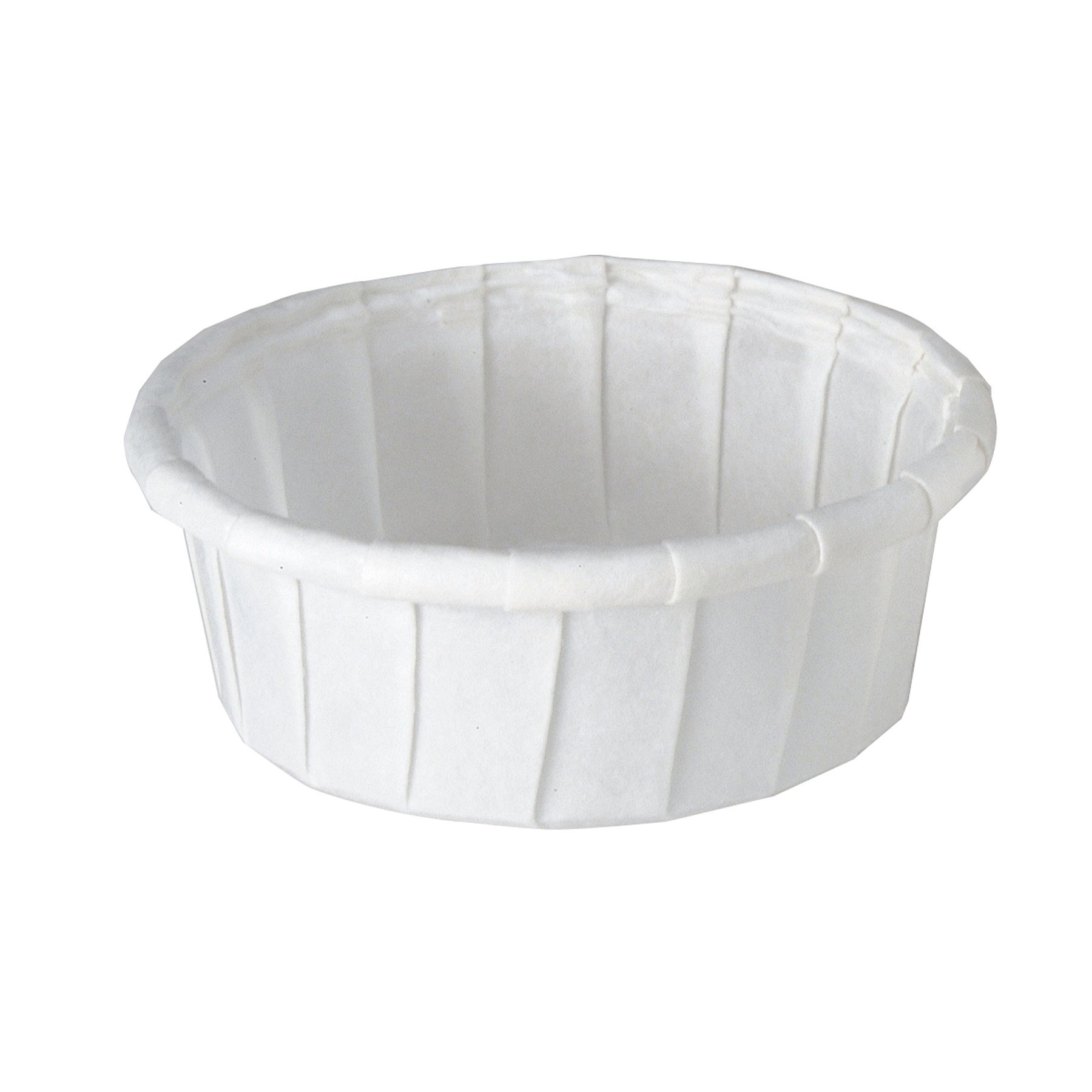 Solo 050S-X2050 0.5 oz Treated Paper Portion Cup (Case of 5000) by Solo Foodservice