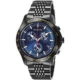 [グッチ] 腕時計 GUCCI YA126259 ブラックブルー [並行輸入品]