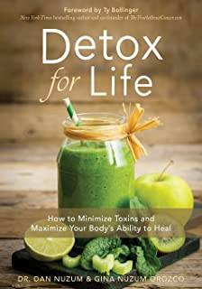 The Detox Book: How to Detoxify Your Body to Improve Your