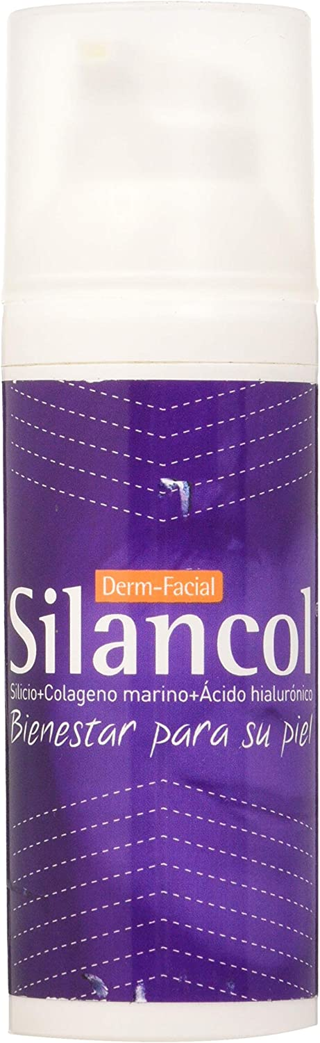 MCA Silancol Gel Facial - 50 gr