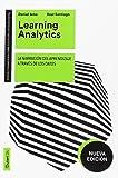 Learning Analytics. La narración del aprendizaje a través de los datos (nueva ed (Outer Edu)