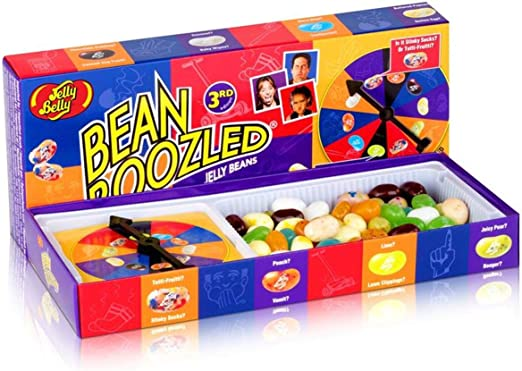 Jelly Belly Bean Boozled, Dulce de caramelo - 100 gr.: Amazon.es ...