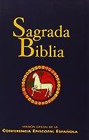 Sagrada Biblia. Popular Rustica Azul: Versión