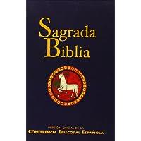 Sagrada Biblia. Popular rustica azul (EDICIONES BÍBLICAS)