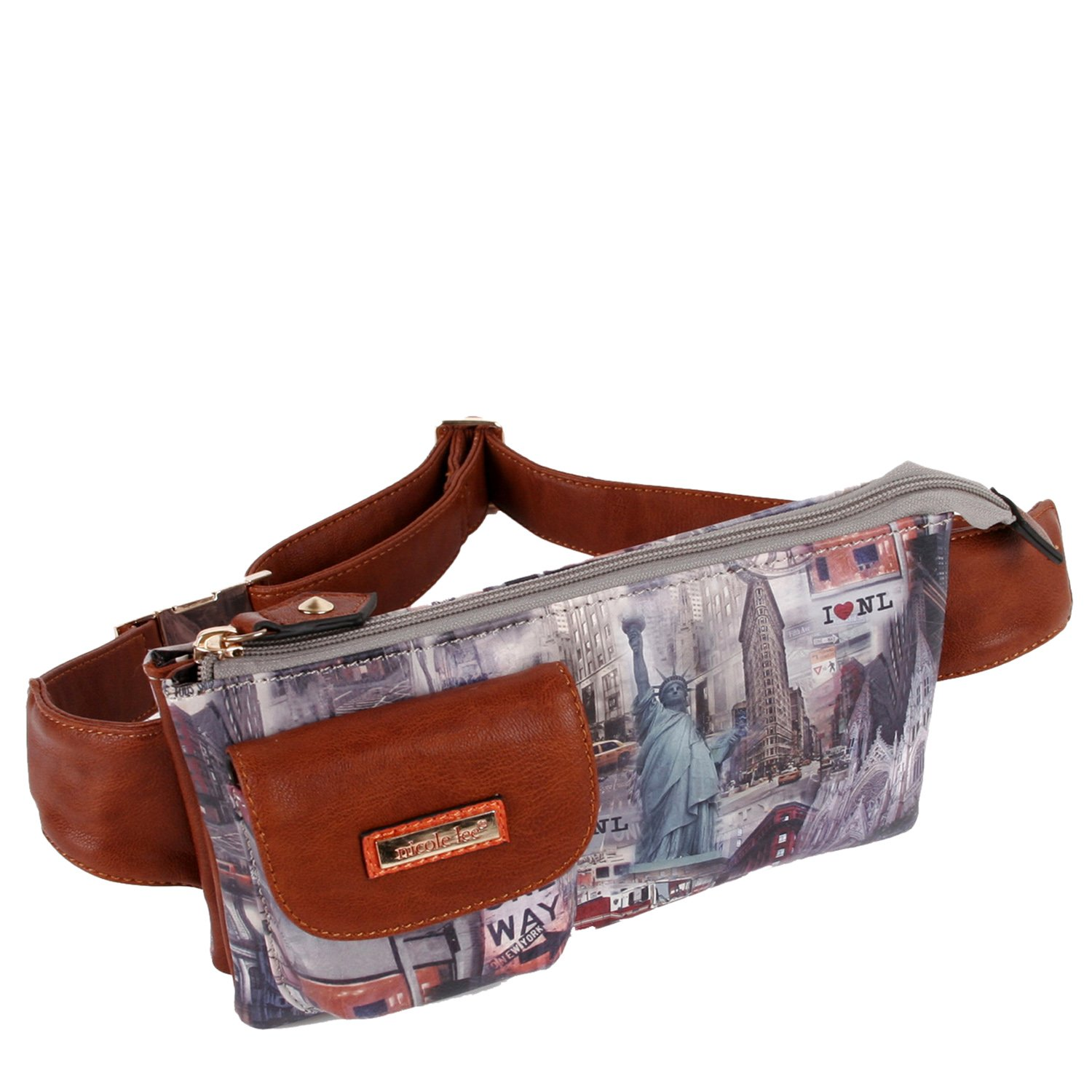 One Size New York Nicole Lee Fanny Pack