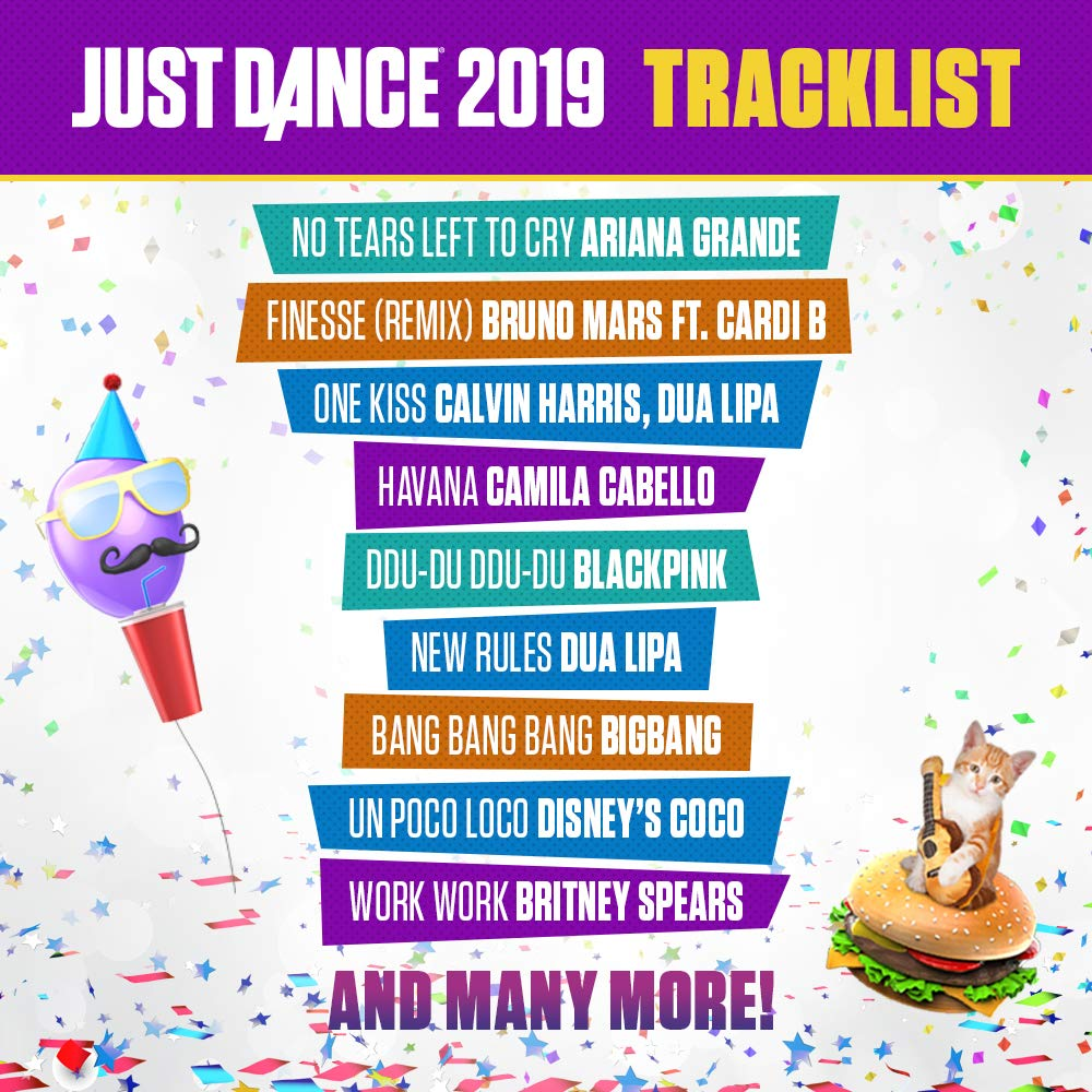 Just Dance 2019 - Nintendo Switch Standard Edition by Ubisoft (Image #3)
