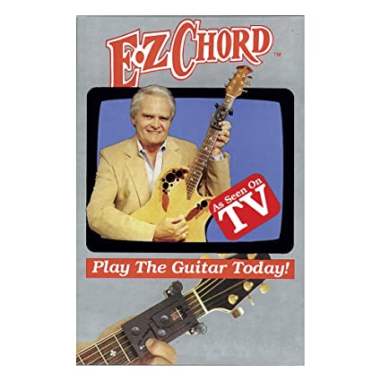 Amazon.com: Learn How To Play Guitar EZ Chord Patented DVD Numbered ...