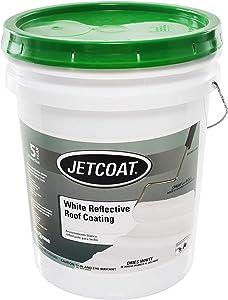 Jetcoat Cool King Elastomeric Acrylic Reflective Roof Coating