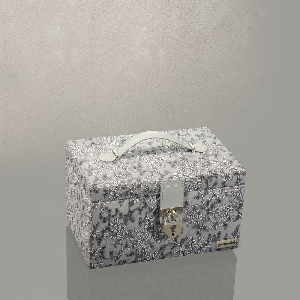 Juwelendieb Coffret /à bijoux Am/élie XXL Grad//Rose