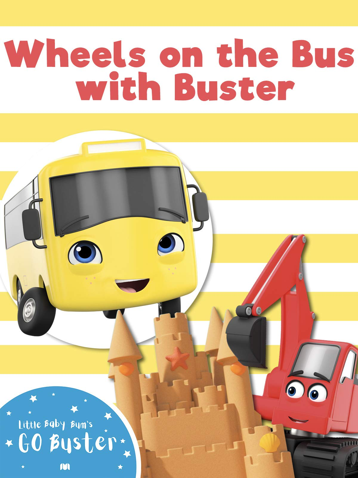 Wheels on the Bus with Buster - Go Buster