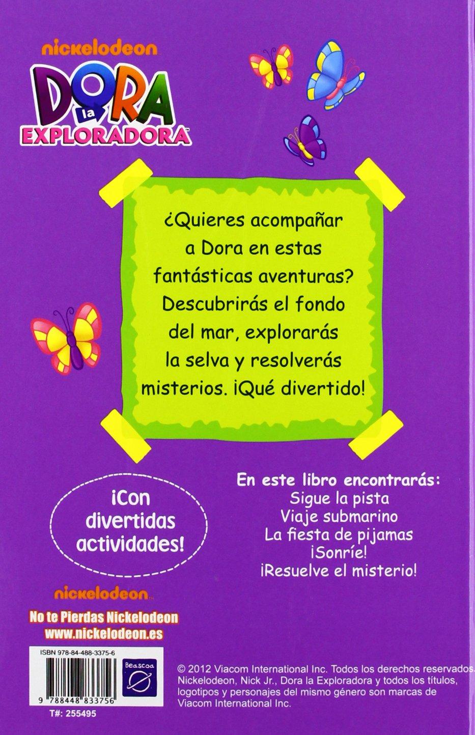 Dora : ¡Ven con Dora y sus amigos!: Nickelodeon: 9788448833756: Amazon.com: Books