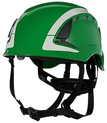 Reflective Safety Work Helmet Hard Hat 8 Fixing Points Baseball Shape Beamy