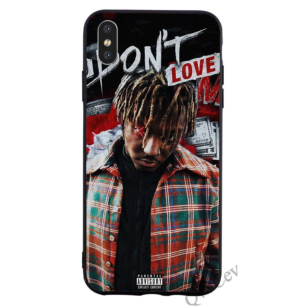 4000119244660 Xr Race Shirts Sticker Race Inspired by juice wrld Phone Case Compatible With Iphone 7 XR 6s Plus 6 X 8 9 11 Cases Pro XS Max Clear Iphones Cases TPU