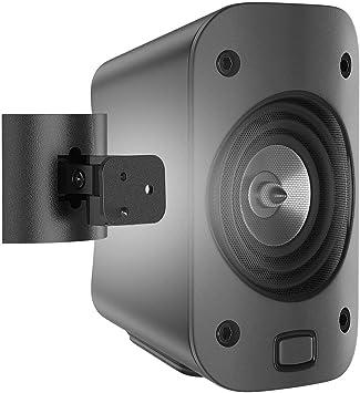 Soporte para Logitech Z906 Surround Sound Speaker Satélite con Soporte Altavoces 5.1 Z906 Soporte de Techo con 180° Rotación Ajustable y Inclinación (con Accesories de Montaje Soporte de Pared) : Amazon.es: Electrónica
