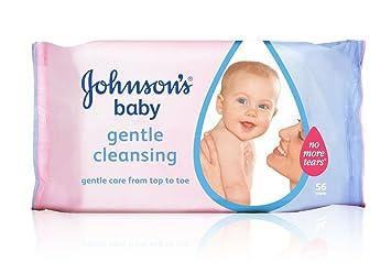 Johnson s Baby – Toallitas Limpieza Suave Pack de 56 toallitas