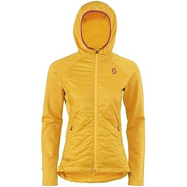 Decoder Jacket W Xs Funktionelle Golden Yellow Scott N8m0wvn