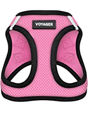 Voyager All Weather No Pull Step-in Mesh Dog Harness Padded Vest
