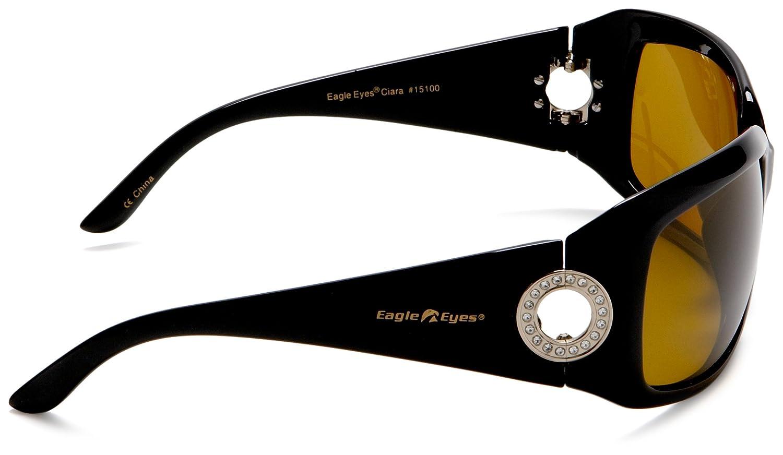 2e4eb75874d00 Amazon.com  Eagle Eyes Women s Ciara Sunglasses