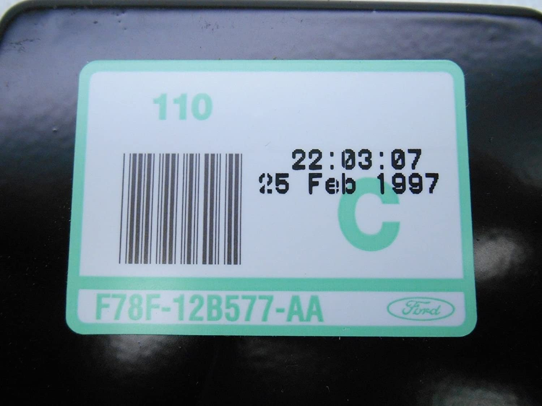 1997 ford thunderbird constant control relay module
