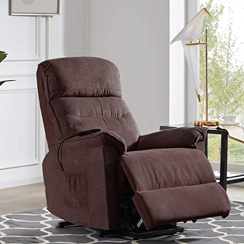 Lift Recliner Chair for Elderly- Heavy Duty Electric Power Lift Recliner Chair for Elderly Recliner Sofa for Living Room