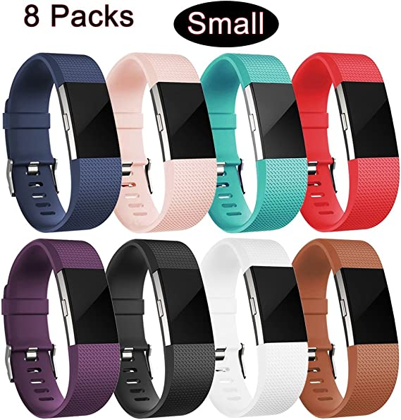 Fitbit Charge 2 Bands Silicone Bracelet Strap Replacement Band Fitbit Charge 2