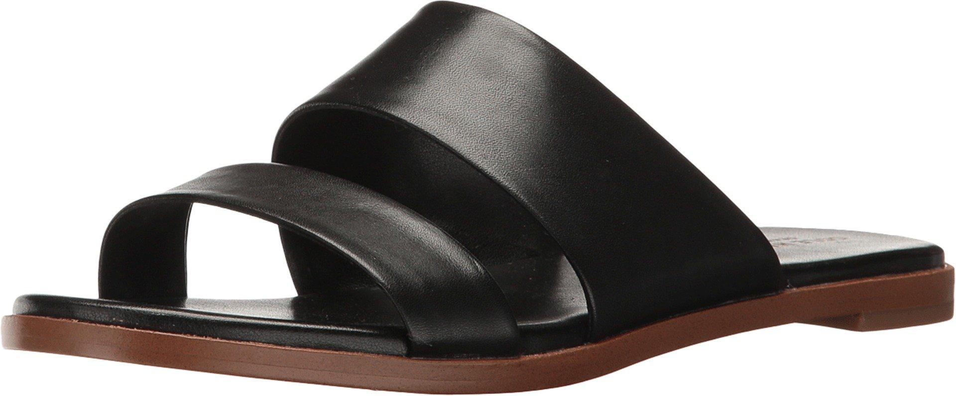 Cole Haan Women's Anica Slide Sandal, Black, 8.5 B US