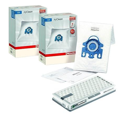 Miele Maintenance Kit con 8 x 3d Miele GN bolsas y una ...