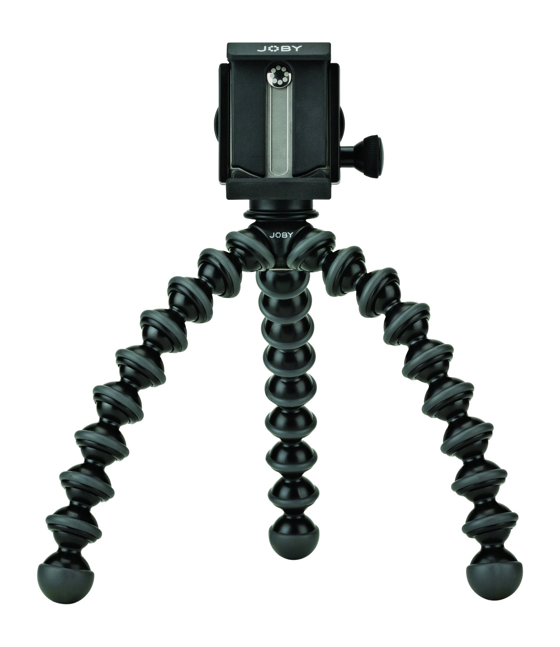 GripTight GorillaPod Stand PRO: Premium Clamping Mount and Tripod with Universal Smartphone Compatibility for iPhone SE to iPhone 8 Plus, Google Pixel, Samsung Galaxy S8 and More by Joby