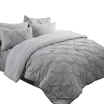 Amazon.com: Bedsure - Juego de cama en una bolsa de ...