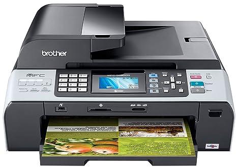 Brother MFC-5890CN multifuncional Inyección de tinta 35 ppm 1200 x ...