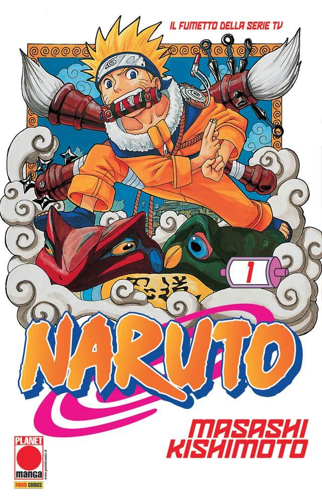 Naruto: 1 Copertina flessibile – 15 ott 2018 Masashi Kishimoto Panini Comics 8891285552 DISEGNO